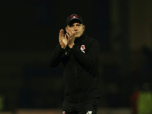 Ross Embleton's Leyton Orient host Bolton (Jonathan Brady/PA)