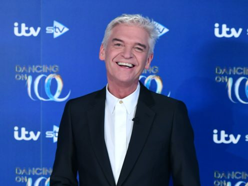 Phillip Schofield came out earlier this year (Ian West/PA)