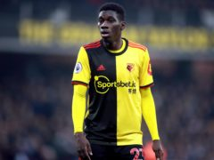 Ismaila Sarr is set to return to the Watford squad on Wednesday night (Adam Davy/PA)