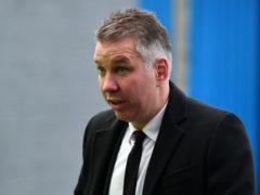 Darren Ferguson saw his Peterborough side win at Wigan (Anthony Devlin/PA)