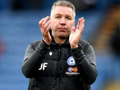 Darren Ferguson was delighted with Peterborough's performance against Wigan (Anthony Devlin/PA)