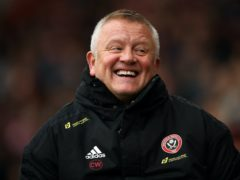Sheffield United boss Chris Wilder has laughed off suggestions that Manchester City are past their best or have lost their air of invincibility (Tim Goode/PA)