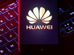 Huawei unveiled its new Mate 40 line-up of phones on Thursday (Dominic Lipinski/PA)