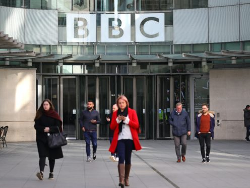 New Broadcasting House (Aaron Chown/PA)