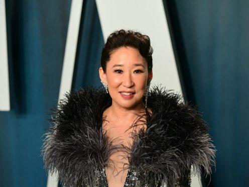 Sandra Oh (Ian West/PA)
