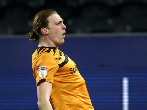 Hull have striker Tom Eaves back involved (Tim Goode/PA)
