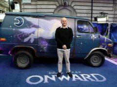 Onwards director Dan Scanlon (Lauren Hurley/PA)