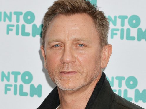 Daniel Craig has offered some advice to the next actor to play James Bond (John Stillwell/PA)