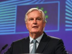 Michel Barnier, the EU's Chief Brexit Negotiator, warned there would not be a trade deal if Boris Johnson didn't stick to his promises (Stefan Rousseau/PA)