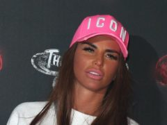 Katie Price has apologised to an insolvency court for not dealing with her bankruptcy issues because of her mental health problems, but said she feels 'progress is being made' (Chris Radburn/PA)