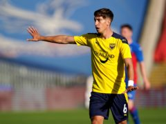 Oxford United's Alejandro Rodriguez Gorrin could make his first league start of the season for Oxford (John Walton/PA)