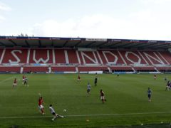 Swindon's League One fixture with Accrington has been postponed following positive coronavirus tests at the two League One clubs (Steven Paston/PA)