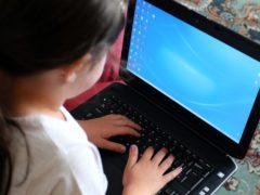 Pupils' safety online post-lockdown (PA)