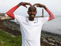 Sir Mo Farah has been tipped to make an appearance on 'I'm a Celebrity…Get Me Out of Here!' (Justin Kernoghan/PA)