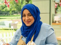 Sura in the first episode of The Great British Bake Off 2020 (C4/Love Productions/Mark Bourdillon/PA)