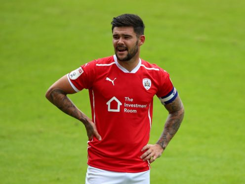 Alex Mowatt netted for Barnsley (Nigel French/PA)