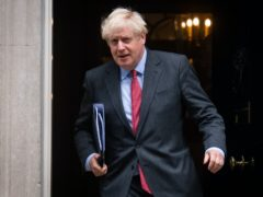 Boris Johnson is urging business to step up preparations for the end of the Brexit transition (Kirsty O'Connor/PA)