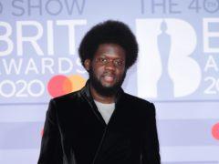Michael Kiwanuka won the 2020 Mercury Prize for his self-titled third album Kiwanuka (Ian West/PA)