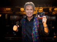 Sir Cliff Richard, one of the UK's most successful and influential musicians, is celebrating his 80th birthday (Warner Music/PA)