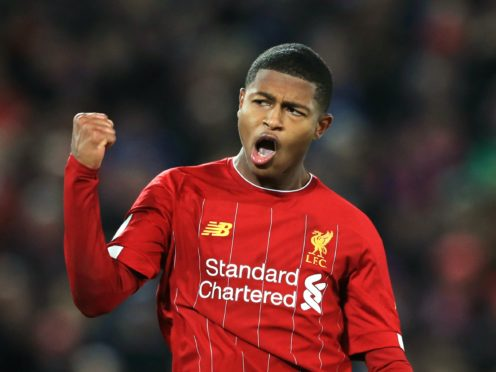 Rhian Brewster could start for Sheffield United against his former club Liverpool at Anfield on Saturday (Mike Egerton/PA)
