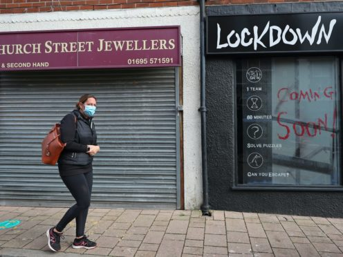 Coronavirus restrictions in Lancashire (Peter Byrne/PA)