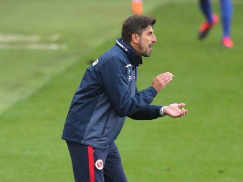 Veljko Paunovic saw his side beaten at Coventry (Richard Sellers/PA)