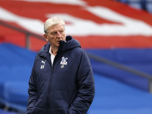 Roy Hodgson's side have taken 10 points from six games (Adrian Dennis/PA)