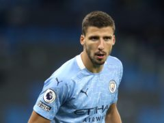 Ruben Dias has made two appearances since joining Manchester City last month (Martin Rickett/PA)