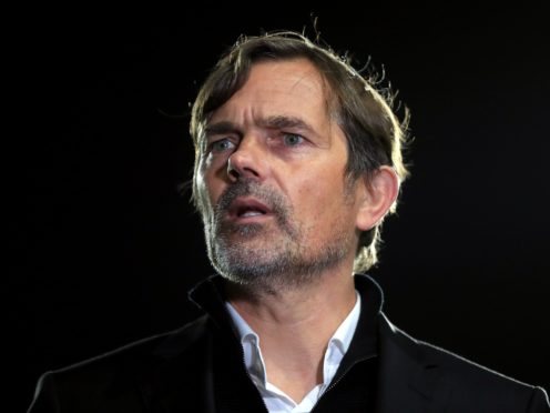 Phillip Cocu felt Derby had a goal incorrectly ruled out against rivals Nottingham Forest (Mike Egerton/PA)