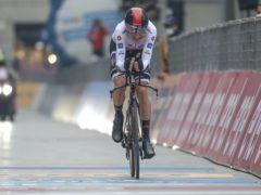Tao Geoghegan Hart has won the Giro d'Italia (Luca Bruno/AP/PA)