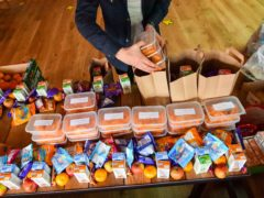 Henry Dimbleby said the government 'isn't doing enough' to address the issue of children going hungry (Ben Birchall/PA)