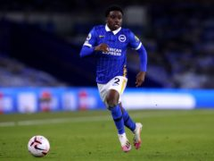 Tariq Lamptey has been tipped to go to the top by Brighton boss Graham Potter (Andrew Couldridge/PA)