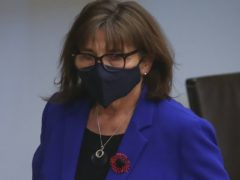 Health Secretary Jeane Freeman (Fraser Bremner/Daily Mail/PA)
