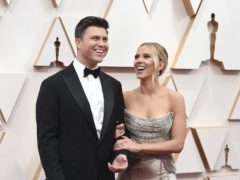Scarlett Johansson and Colin Jost have tied the knot during an 'intimate ceremony' (Jordan Strauss/Invision/AP, File)