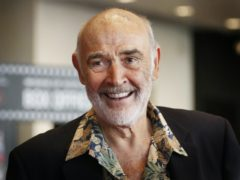 Sir Sean Connery (Danny Lawson/PA)
