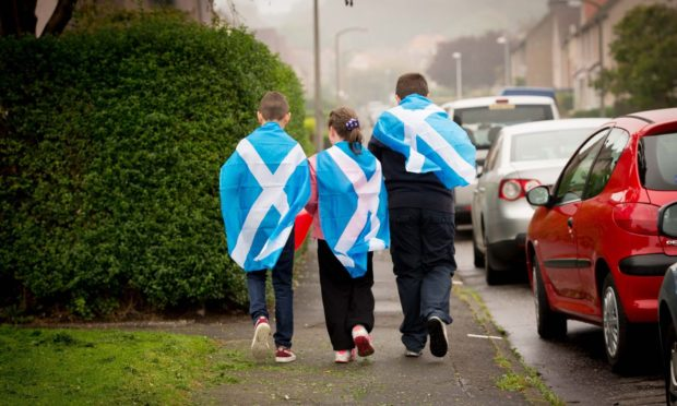 Children of the Referendum: how the Class of '14 is poised to take centre stage