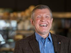 Willie Rennie is 'optimistic' of gains in May's Holyrood election (John Linton/PA)