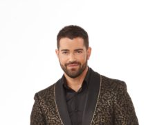 Actor Jesse Metcalfe has been booted off Dancing With The Stars (ABC/Laretta Houston/PA)