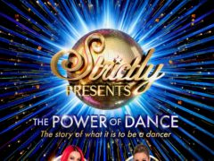 A new tour will take place next year (Strictly Presents: The Power of Dance )