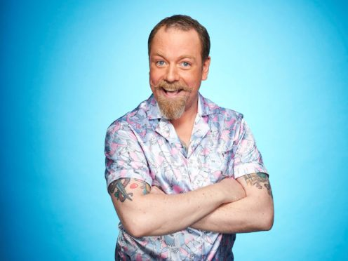 Rufus Hound will take part in Dancing On Ice (ITV/PA)