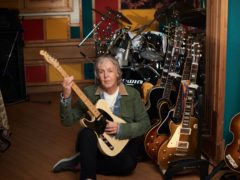 Sir Paul McCartney has taken 40 years to add the third part of his trilogy (Mary McCartney)