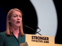 Social Security Secretary Shirley-Anne Somerville said the Government had been right to increase cash for the Scottish Welfare Fund (Jane Barlow/PA)
