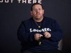 Nick Frost (Amazon Prime Video/PA)