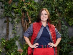 This image and the information contained herein is strictly embargoed until 22.20 Tuesday 17th November 2020From ITV StudiosIÕm A CelebrityÉ Get Me Out Of Here! SR20 on ITVPictured: Ruthie Henshall.This photograph is (C)ITV Plc and can only be reproduced for editorial purposes directly in connection with the programme or event mentioned above, or ITV plc. Once made available by ITV plc Picture Desk, this photograph can be reproduced once only up until the transmission [TX] date and no reproduction fee will be charged. Any subsequent usage may incur a fee. This photograph must not be manipulated [excluding basic cropping] in a manner which alters the visual appearance of the person photographed deemed detrimental or inappropriate by ITV plc Picture Desk. This photograph must not be syndicated to any other company, publication or website, or permanently archived, without the express written permission of ITV Picture Desk. Full Terms and conditions are available on the website www.itv.com/presscentre/itvpictures/termsFor further information please contact:james.hilder@itv.com / 0207 157 3052