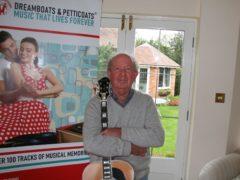 Peter 'Peanut' Langford (Decca/PA)