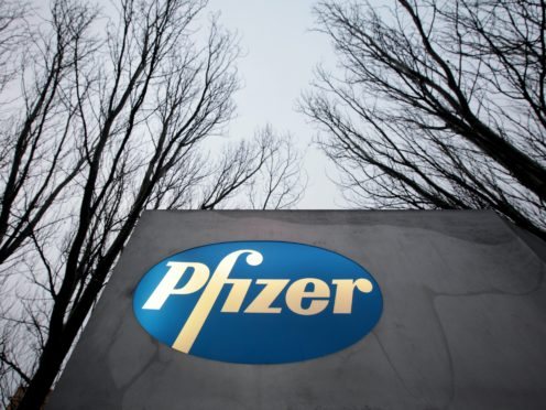 Pfizer said its vaccine was better than initial results had shown (Gareth Fuller/PA)