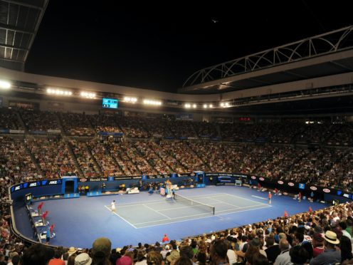 The Australian Open is in doubt because of the country's strict coronavirus policies (PA)