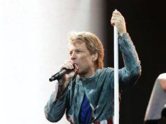 Jon Bon Jovi (Yui Mok/PA)