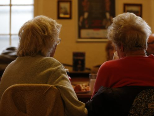 The National Care Forum said more funding is needed to meet care homes virus-related costs (Jonathan Brady/PA)