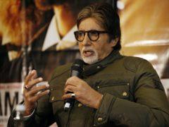 Amitabh Bachchan (Jonathan Brady/PA)